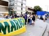 Agencia Lancepress; Rio de Janeiro; Brasil; 08/11/2012; Foto de Alvaro Rosa/Lancepress; Protesto maracana - Gamboa - Centro do Rio; Na foto: Protesto