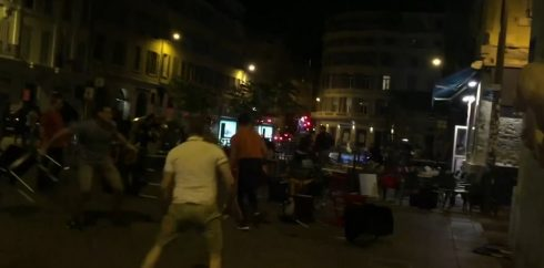 Беспорядки на чемпионате европы по футболу 2016