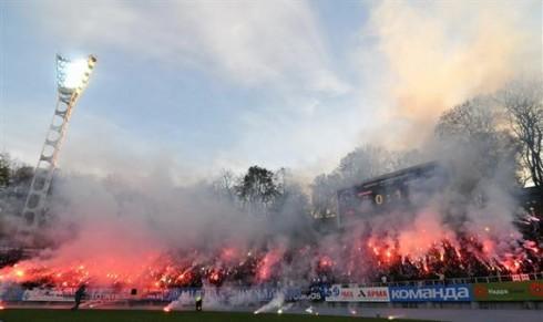 Арсенал - Динамо Киев
