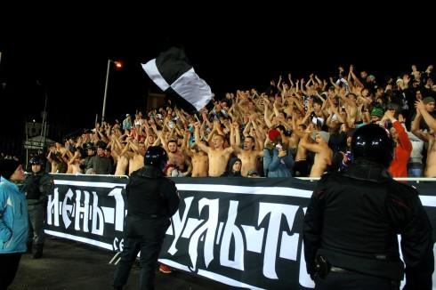 фанаты Тюмени