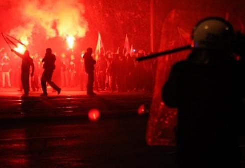 протест в Силесии