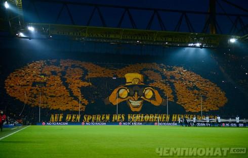 Borussia Dortmund v Malaga - UEFA Champions League Quarter Final