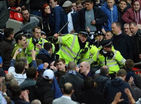 FA Cup Semi Final  - Millwall v Wigan Athletic