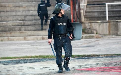 пострадавший полицейский