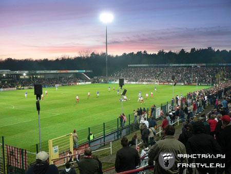 Стадион Юнион Берлин