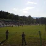 Фанаты ЦСКА София матч без зрителей