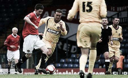 Игроки United of Manchester
