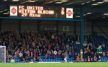 Стадион United of Manchester