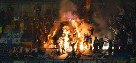 Динамо Киев - Интер Милан