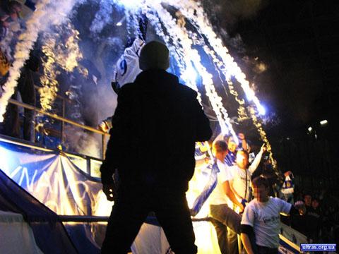 Динамо Киев сыграло вничью с Интером