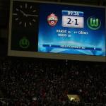 Зеленоглазое такси на матче ЦСКА