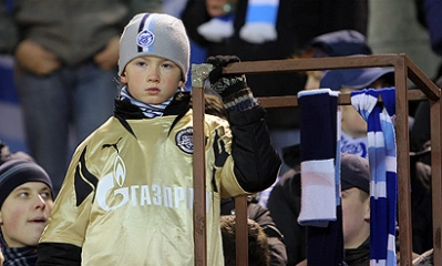 8-летний мальчик пробил золотой сезон за Зенит