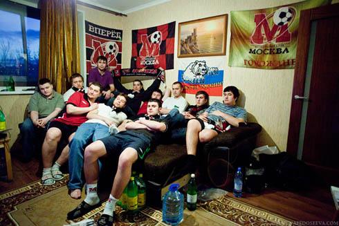 Фанаты Москвы устроили голодовку