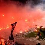 фанаты греческого Панатинаикоса