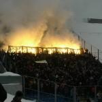 Креатив футбольных фанатов Крыльев Советов
