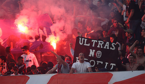 Ultras no profit