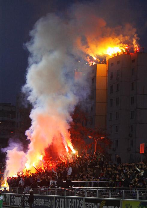 Оболонь - Динамо Киев