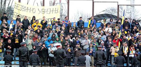 Безвинно убиенны... безмерно скорбим - баннер Ростова в Нальчике