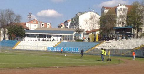 Сектор ОФК Белград на Пасху