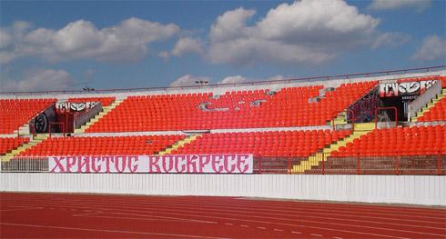 Сектор Войводины в Пасху