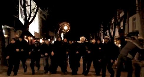 Фильм про польских фанатов Руха