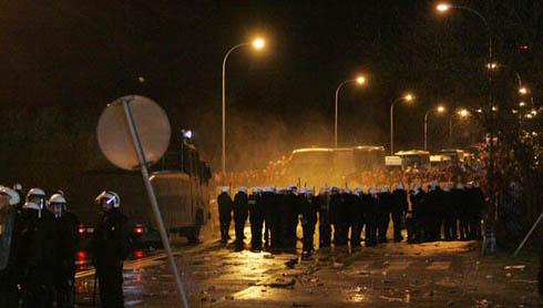 Беспорядки в Плоцке