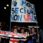 Фанаты Интера празднуют чемпионство в Лиге Чемпионов