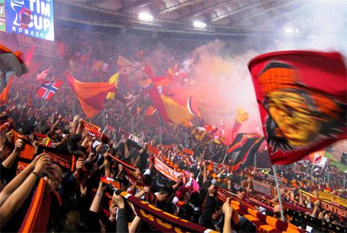 Интер - Рома 1:0