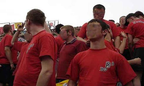 2010 05 23.  Обзор одежды футбольных хулиганов России.