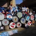 Фанаты из Аргентины