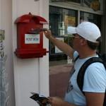 Иван Катанаев шлёт открытку из Бангкока