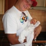 Иван Катанаев - дядя с племяшей
