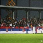 Сербские фанаты