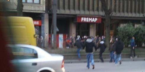 Атлетик бильбао локомотив драка видео