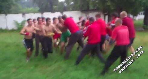 Lemberg defenders (Львов) vs Stanislawiw Division Firm (ИФ)