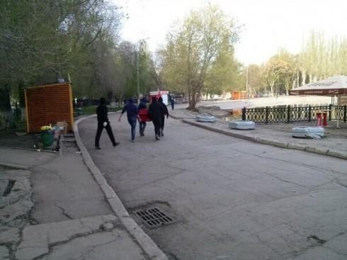 акция фанатов Крыльев Советов против Дениса Маслова