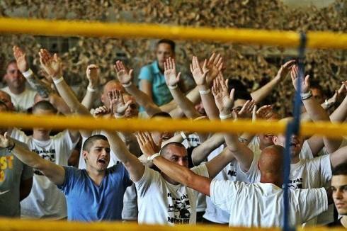 турнир среди венгерских хулиганов