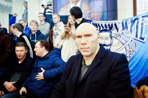 Бейся за Зенит - турнир по смешанным единоборствам среди фанатов Зенита