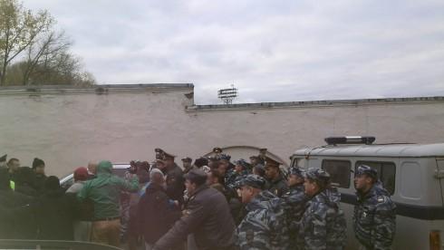 Торпедо в Смоленске