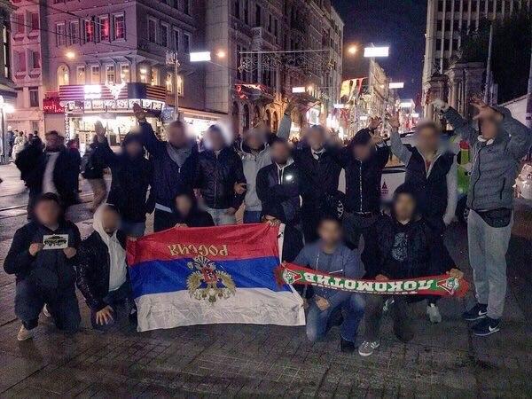 05.11.2015 Бешикташ — Локомотив