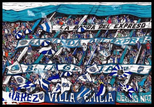 аргентинские фанаты