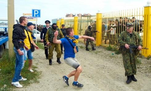 финал Кубка России: Ростов - Краснодар