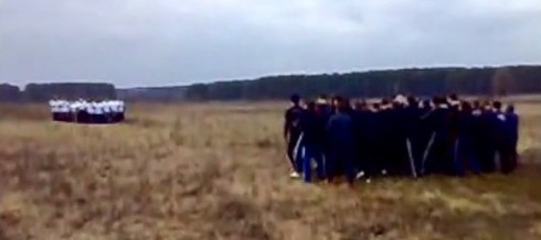 14.02.2009 Einfach Jugend vs общак Динамо Киев