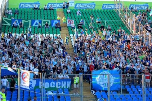 фанаты Крыльев Советов