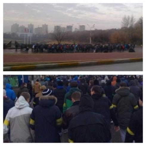 08.11.2014 Торпедо — Локомотив