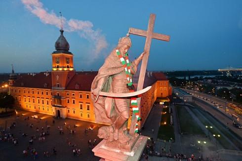 статуя Сигизмунда 3