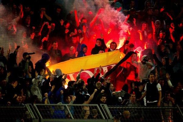 Ультра правые фанаты боруссия
