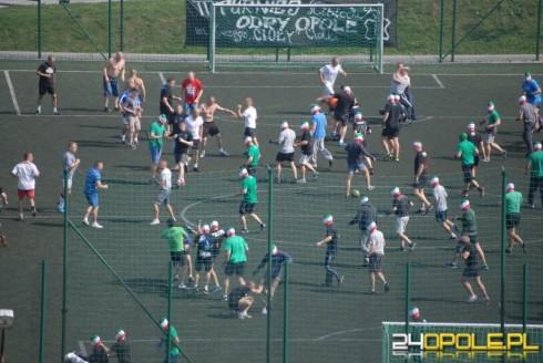 Фанаты Шлёнска атаковали турнир в Ополе