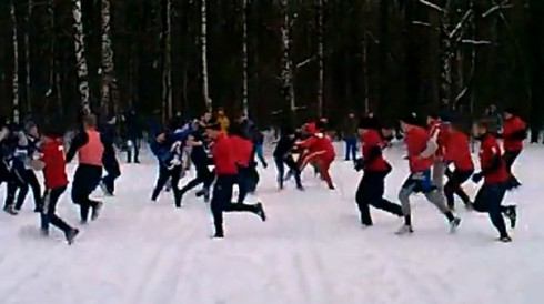 TBF vs Шутники