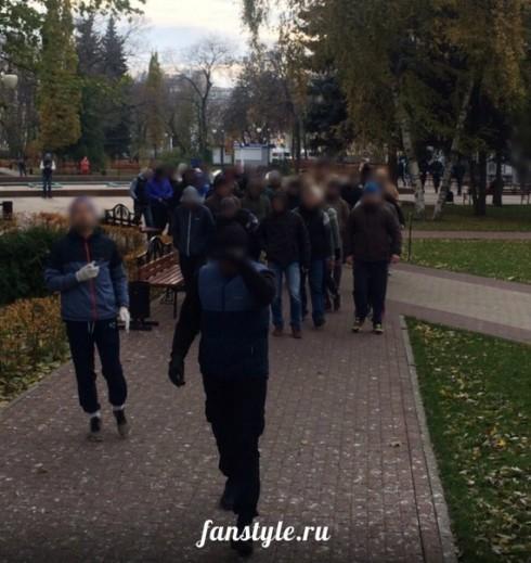 состав Тулы в Воронеже